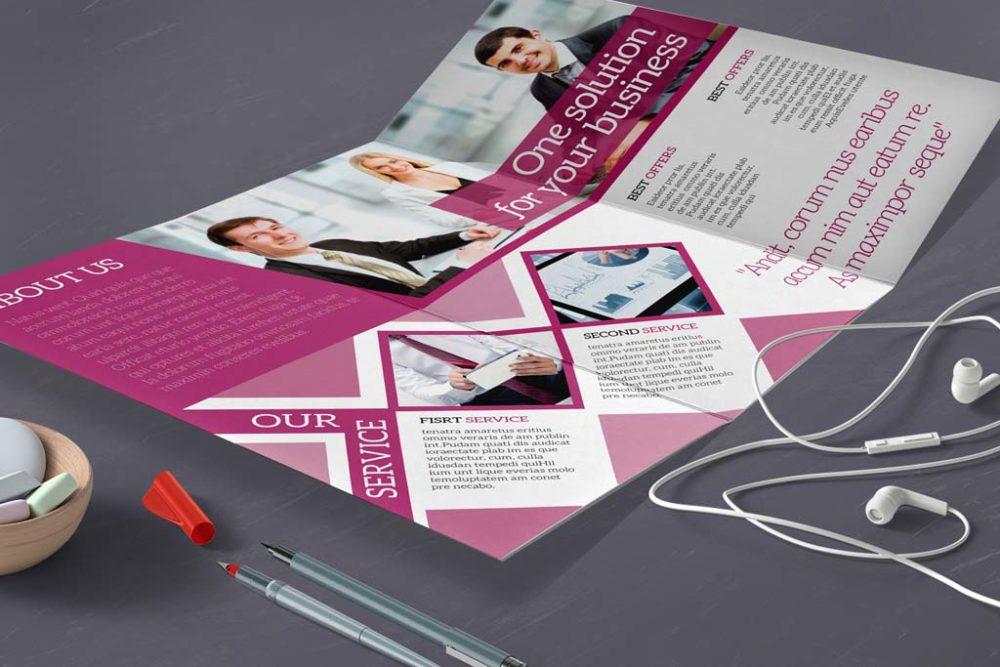 Brochures Tri-fold
