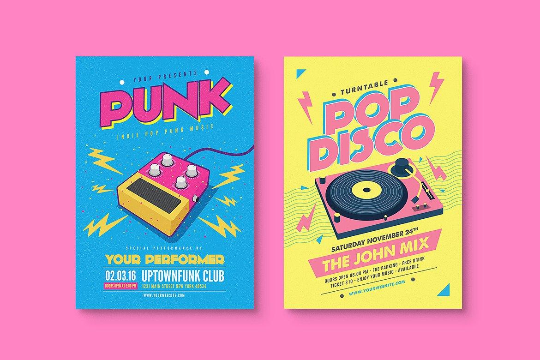 Club Flyer Designs | Printing Brooklyn