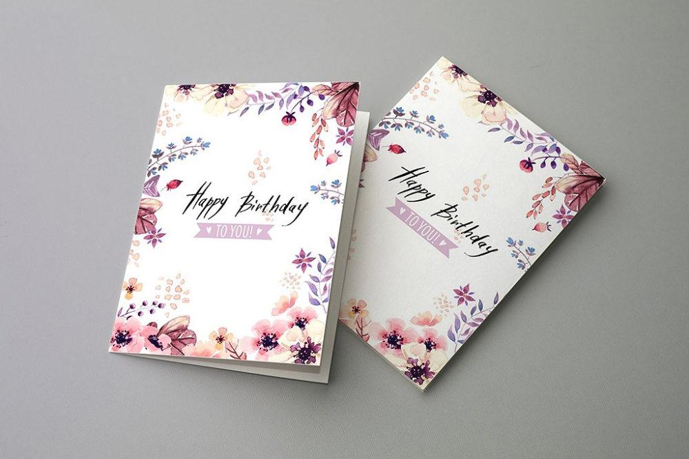 Birthday Greetings | Printing Brooklyn