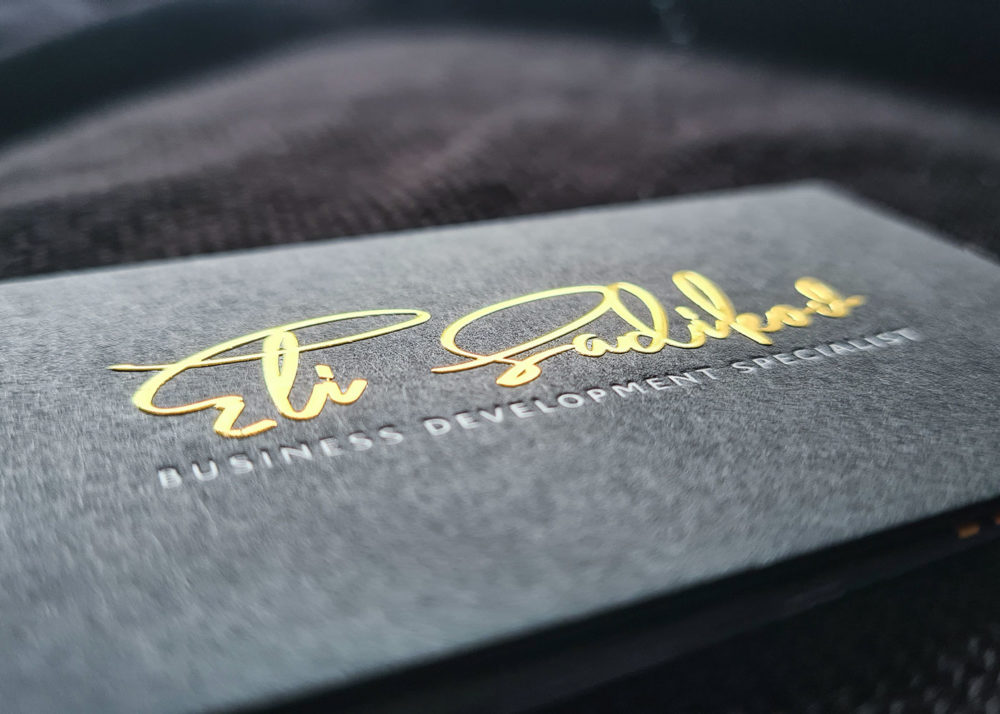Luxury Business Cards 27